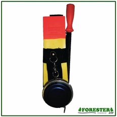 """Forester Wrench, Wedge & File Holster - Fits 5-1/2"""" Wedges"""