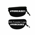 Forester Zippered Safety Glass Protective Case