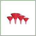 Four Piece Mini Funnel Set #83511