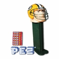 "Green Bay Packers Giant PEZ Dispenser Collectible- 12"" Tall"