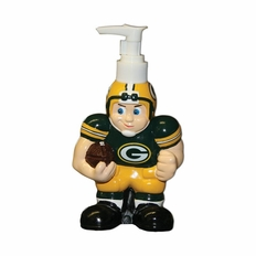 Green Bay Packers Soap Dispenser