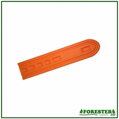 """Forester 20"""" Long Trim To Size Plastic Bar Guard"""