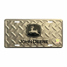 John Deere Novelty License Plate #Jd-Sbplate