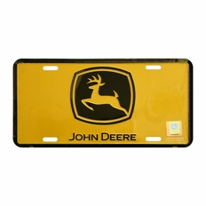 John Deere Novelty License Plate #Jd-Ybplate