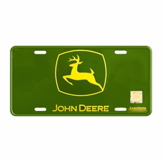John Deere Novelty License Plates #Jd-Gyplate