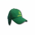 JOHN DEERE Winter Hat - Foldable Ear Flaps