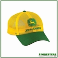 John Deere Yellow Mesh Hat