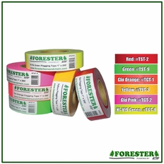 Multi-Color Forester Flagging Tape