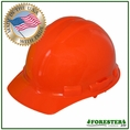 Orange Safety Helmet #413o