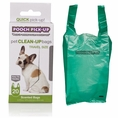 Pooch Pick-up Pet Clean-Up Bags Travel Size 20ct.