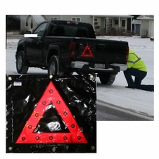 Roadside Caution Triangle-#92573