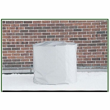 "W.J. Dennis Round Central Air Conditioner Cover - 30""(H) x 34""(Dia)"