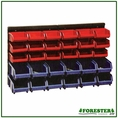 Wall Mounted Storage Bins-#8549