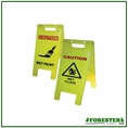 Wet Floor Sign - #Ec386