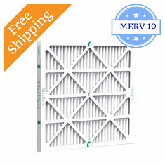 1 inch Glasfloss - Air Conditioning and - Furnace Filters - Low Price Merv Rating 8-10