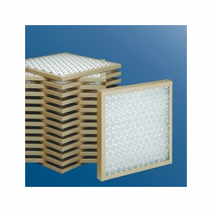 "1"" Glasfloss Polyester - A/C Filters - Furnace Filters Low Price Merv Rating 5-6"