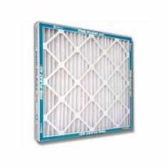 "4"" Flanders Precisionaire Pre Pleat 40 - Air Conditioner and Furnace Filters Merv 8"