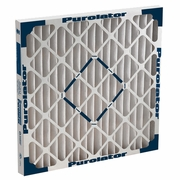 "4"" Purolator AC and Furnace Filter High Dust Holding Capacity M-8"