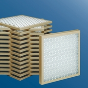 """1"""" Glasfloss Polyester A/C Filters Furnace Filters Low Price<br>Merv 5-6"""