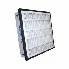"Practical Pleat Filter - Fits in a Standard 1"" Return Air Grill - M-14"