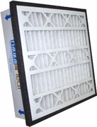 "Practical Pleat Filter - Fits in a Standard 1"" Return Air Grate - M-14"