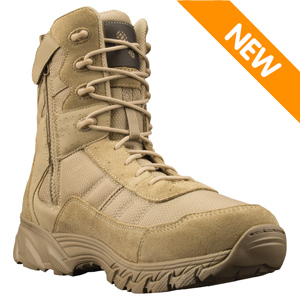 125eb2750ea4 Altama 305302 Men s Vengeance SR 8in Lightweight Side Zip Desert Tan Boot