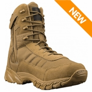 Altama 305303 Men's Vengeance SR 8in Lightweight Side Zip Coyote Brown Boot