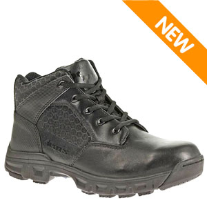 Bates E06604 Men's Code 6 Black Lightweight Tactical 4inch Boot
