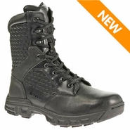 Bates E06608 Men's Code 6 Black Lightweight Side Zip Tactical 8inch Boot