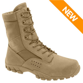 Bates E08680 Men's Hot Weather Coyote Brown ACU OCP Jungle Military Boot