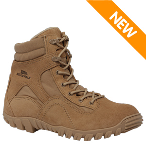 Belleville 763 Sabre Men s 6in Desert Tan Waterproof Assault Boot f983a2bbe8
