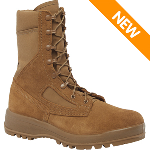 Belleville C300 ST Men's ACU OCP Hot Weather Coyote Brown Steel Toe Boots