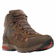 Danner 32373 St. Helens Mid GTX Waterproof XCR Red/Brown Hiking Boot