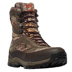 Danner 46228 High Ground 8in Realtree Xtra 1000G Hunting Boot