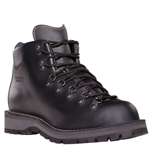 Danner 30860 Mountain Light II Black Hiking Boot