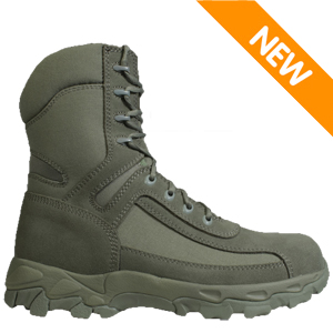 McRae 5724 Men's Freedom Hot Weather USAF Sage Green Military Boot