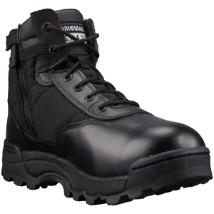 Original SWAT Classic Men's 6in Hot Weather Side-Zip Tactical Boot 116401