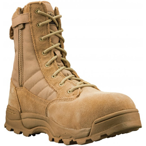 Original SWAT Classic Men's 9in Side-Zip Safety Tactical Boot 119402