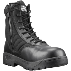 Original SWAT Classic Men's 9in Side-Zip Safety Toe Tactical Boot 116001