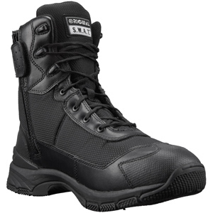 Original SWAT H.A.W.K. Women s 9in Waterproof Side-Zip Boot 165441 b50ee29d7362
