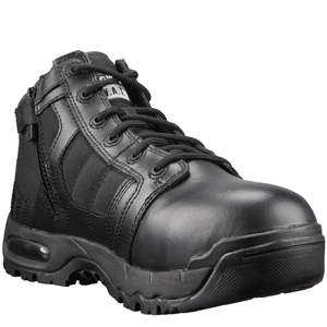 Original SWAT Metro Air Men's 5in Side-Zip Safety Toe Tactical Boot 126101