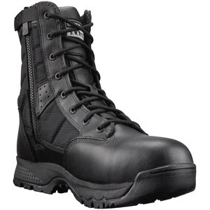 Original SWAT Metro Men's 9in Waterproof Side-Zip Safety Toe Tactical Boot 129101