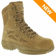 Reebok RB8850 Men's Rapid Response Side Zipper Composite Toe Boot