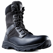 Ridge Men's Max Pro 8 inch Side Zipper Composite Toe Tactical Boot 8108CTZ