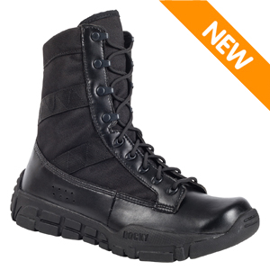 Rocky C4T Trainer Men's Black Lightweight Duty Boot (RY008)