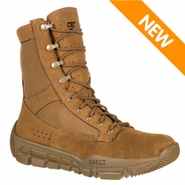 Rocky C5C Commercial Coyote Tan Training Boot (RKYC026)