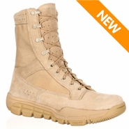 Rocky RKC041 Men's Desert Tan Military Duty Boot