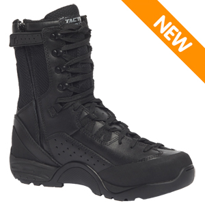 Tactical Research QRF Alpha B9Z Men's Hot Weather Side Zipper Tactical Boot