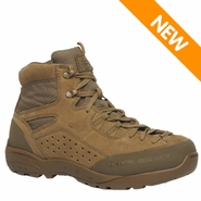 Tactical Research QRF Delta C6 Men's Coyote Hot Weather Mid-Cut Tactical Boot