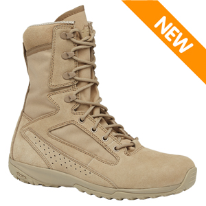 Tactical Research TR111 MiniMil Transition Ultra Light Desert Tan Boot